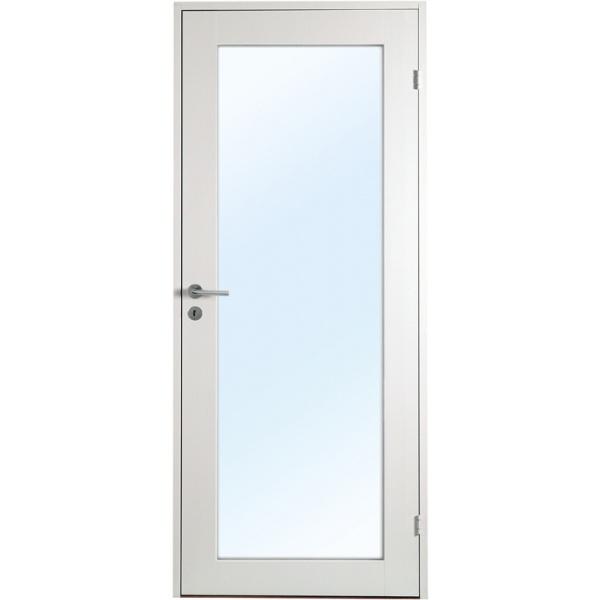 Öland - 1-spegel - Helglas - Massiv - Innerdörr