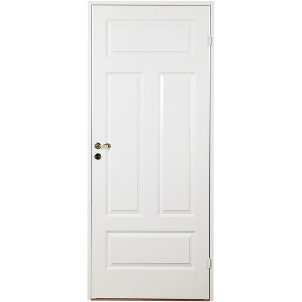 Fårö - 4-spegel - Kompakt dörr - Innerdörr