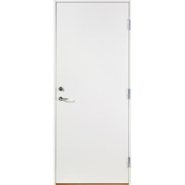 Massiv Ei30 brandklassad inkl. karm & tröskel - Innerdörr